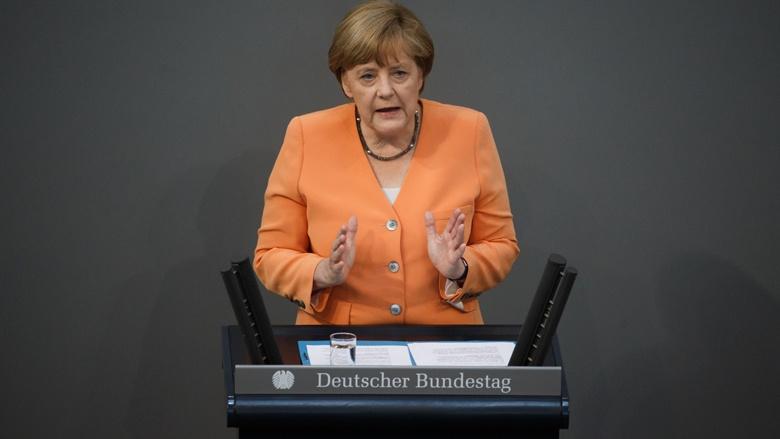 Merkel: Europa ist stark