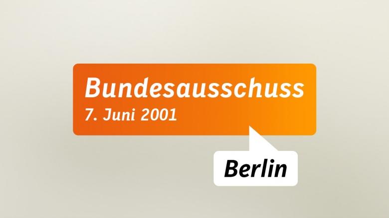 bundesausschuss 2001