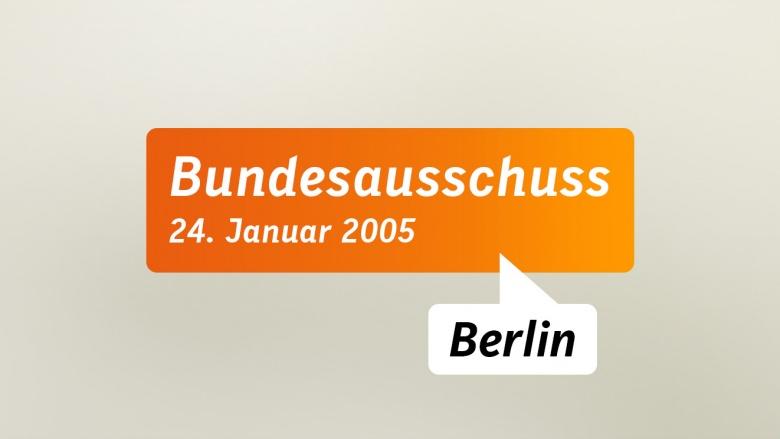 bundesausschuss 2005