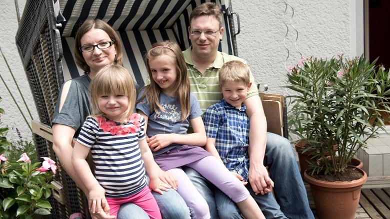 Wir entlasten und stärken Familien
