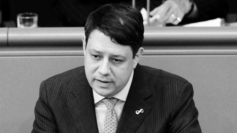 Die CDU trauert um Philipp Mißfelder