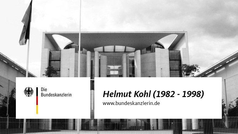 Kanzlerschaft von Helmut Kohl (Bundesregierung)