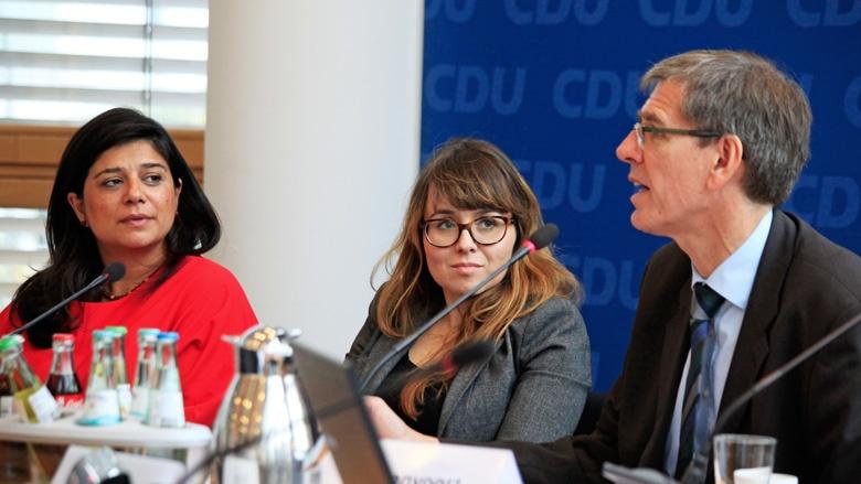 Netzwerk Integration diskutiert mit Experten über die Asyl- und Flüchtlingspolitik