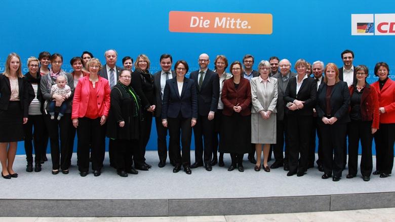 Bundesfachausschuss Familie, Senioren, Frauen und Jugend hat sich konstituiert