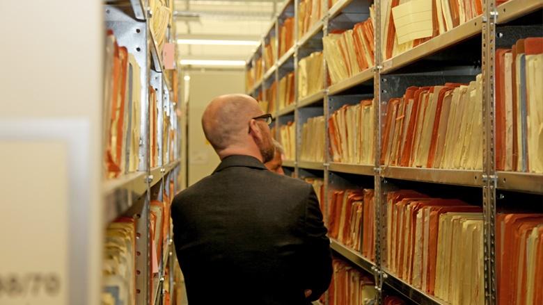 Blick ins Stasi-Unterlagen-Archiv: 111 Kilometer SED-Diktaturgeschichte lagern hier