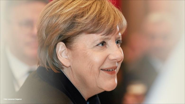 Angela Merkel, Bundeskanzlerin und CDU-Vorsitzende