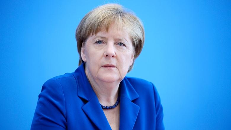 Bundespressekonferenz mit Bundeskanzlerin Angela Merkel