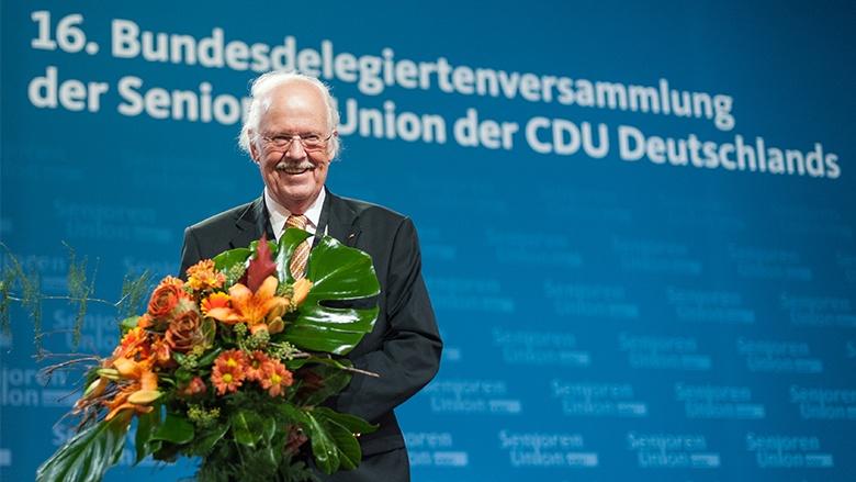 Senioren-Union: Wulff im Amt des Vorsitzenden bestätigt
