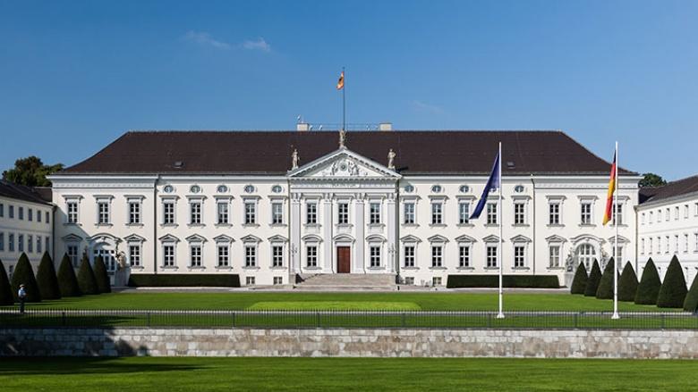 Schloss Bellevue Foto: Ansgar Koreng / CC BY-SA 3.0 (DE)