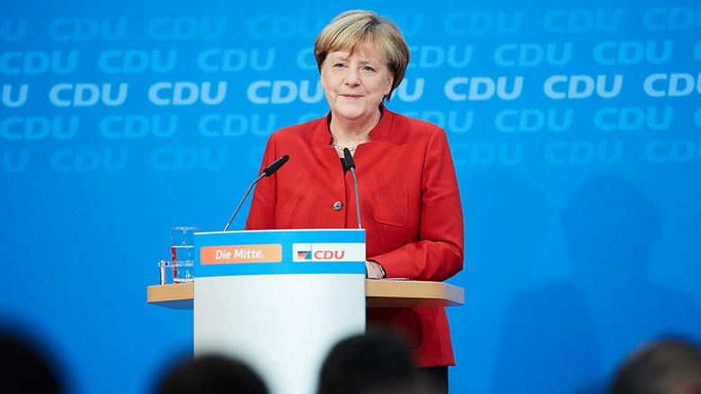 CDU-Vorsitzende Angela Merkel