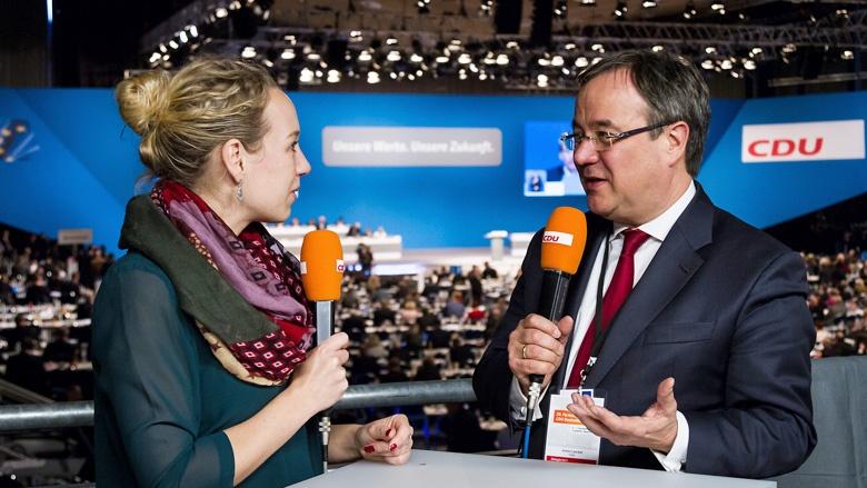 Armin Laschet bei CDU.TV