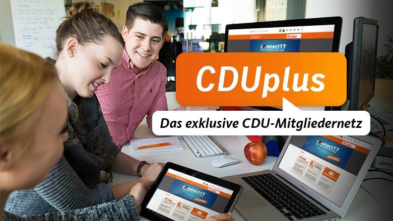 Mitgliedernetzwerk CDUplus