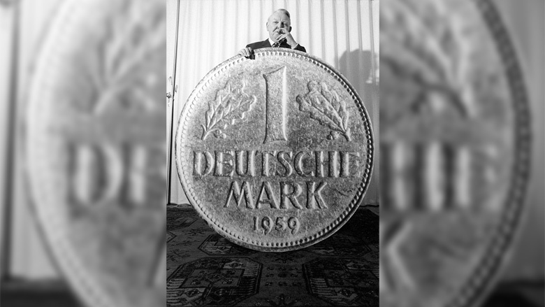 Vater der Sozialen Marktwirtschaft Ludwig Erhard