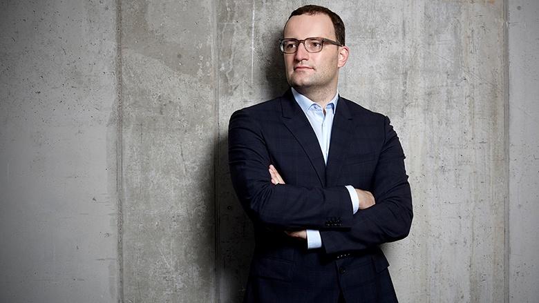 Spahn: Wir wollen das führende Industrieland in Europa bleiben