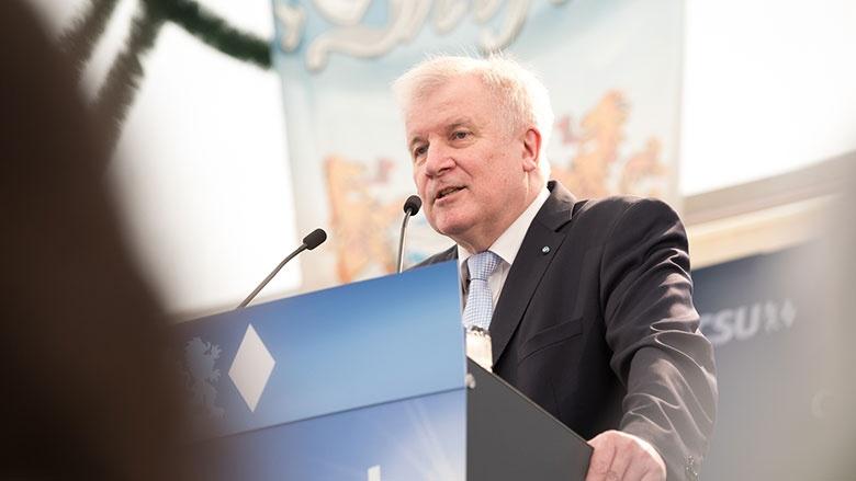 Horst Seehofer, CSU-Vorsitzender
