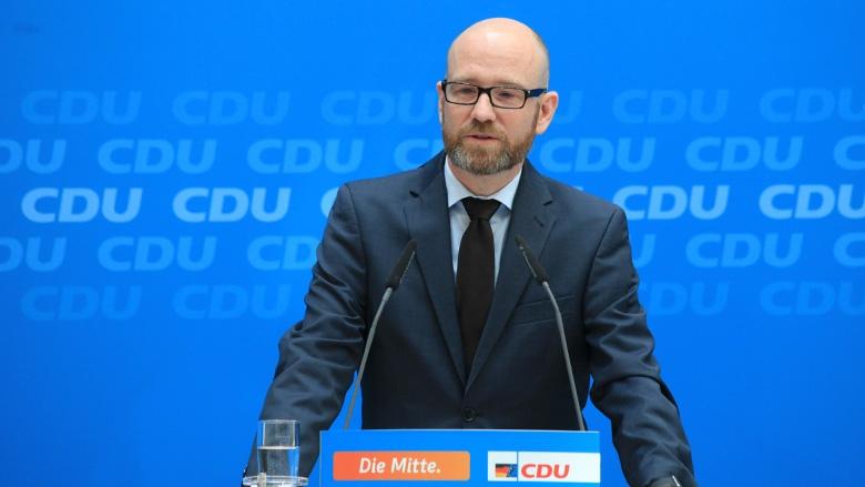 Generalsekretär Peter Tauber