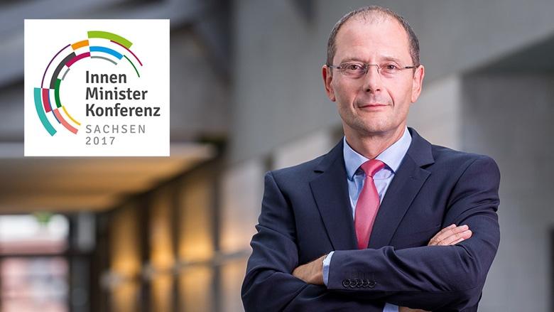 Sachsens Innenminister Markus Ulbig