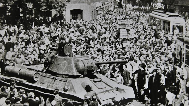 17. Juni 1953: Volksaufstand in der DDR