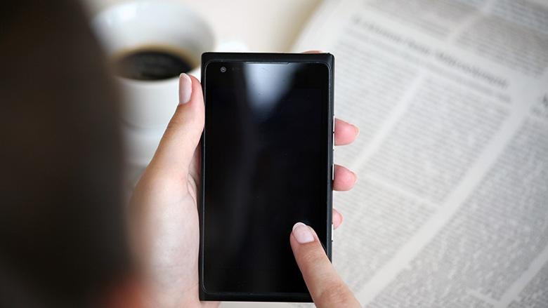 Zugriff aufs Smartphone