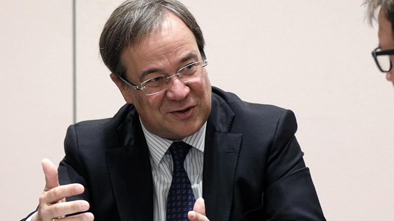 Armin Laschet, Ministerpräsident des Landes Nordrhein-Westfalens