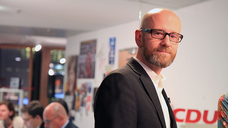 CDU-Generalsekretär Peter Tauber beim CDU Live