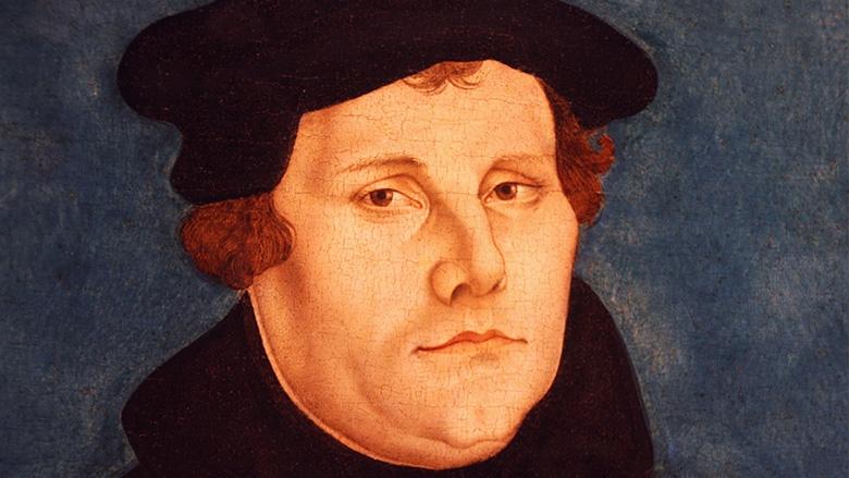 Martin Luther - Reformationsjubiläum