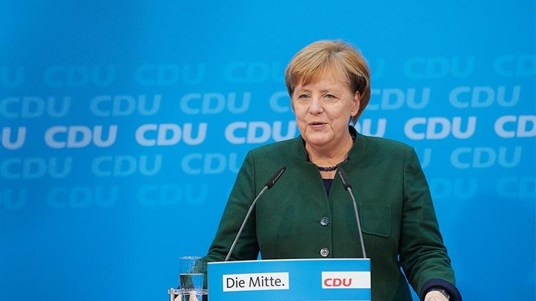 """Merkel: """"Es sind ganz besondere Zeiten"""""""