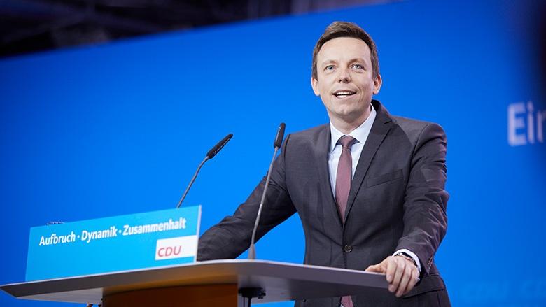 CDU Deutschlands gratuliert Tobias Hans