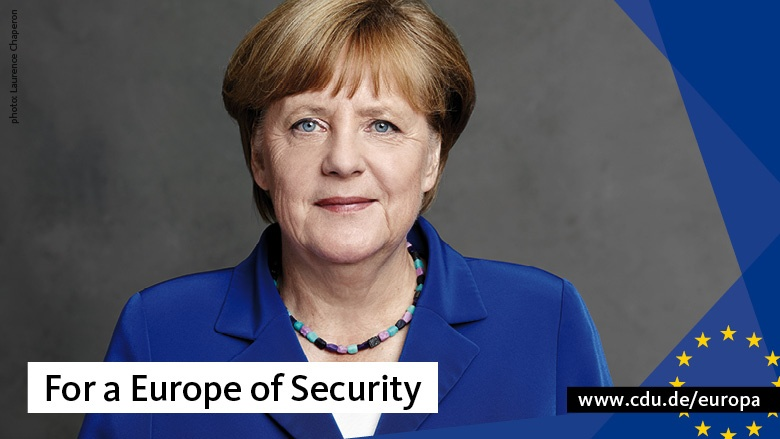 For a Europe of Security