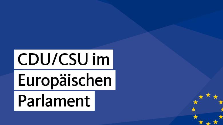 CDU/CSU im Europäischen Parlament