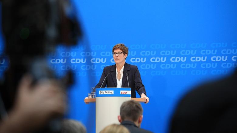 Stand der Diskussion im Präsidium: Migration ordnen und steuern