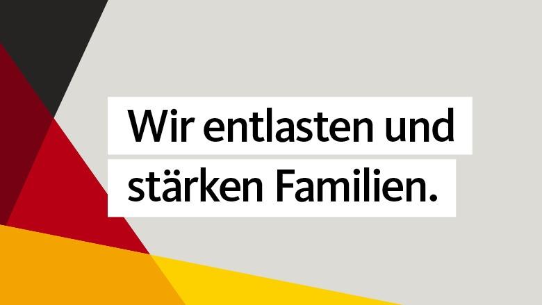 Gut Fur Deutschland Entlastungen Fur Familien Christlich
