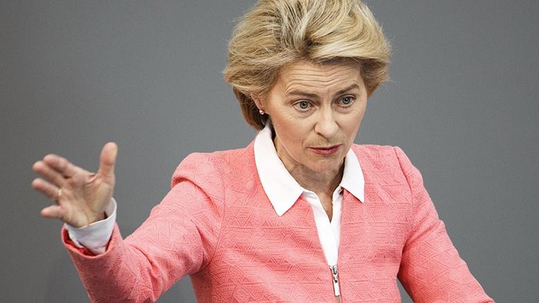 Ursula von der Leyen: Das ist ein guter Haushalt