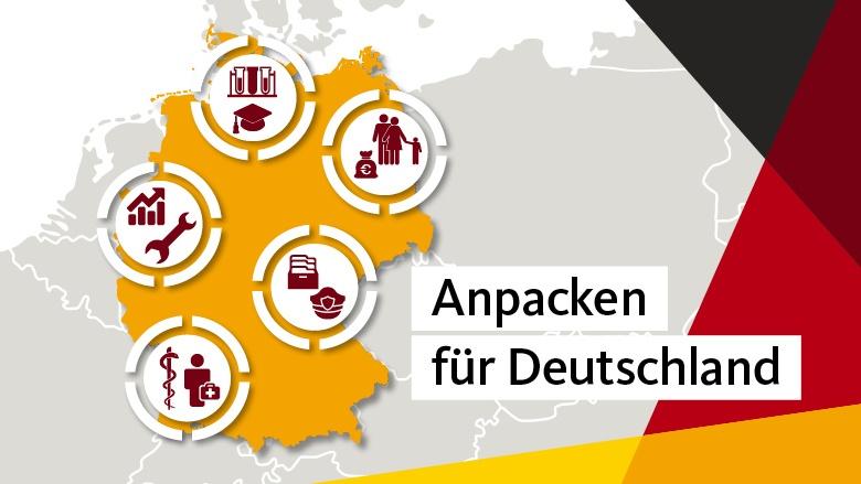 Anpacken für Deutschland