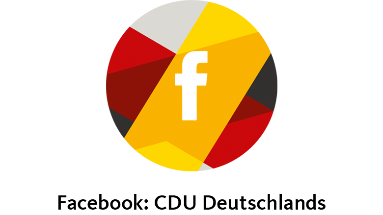 Facebook: CDU Deutschlands
