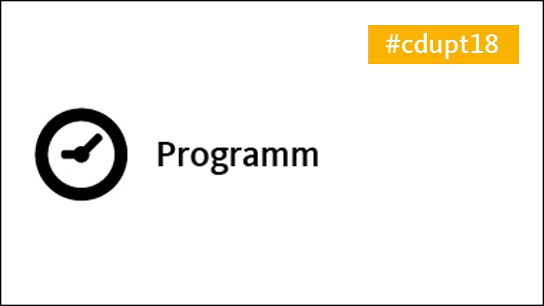 31. Parteitag der CDU Deutschlands - Programm