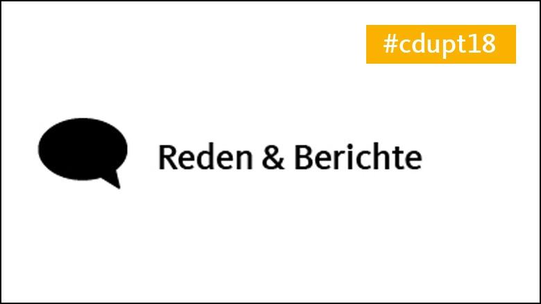 31. Parteitag der CDU Deutschlands - Reden und Berichte