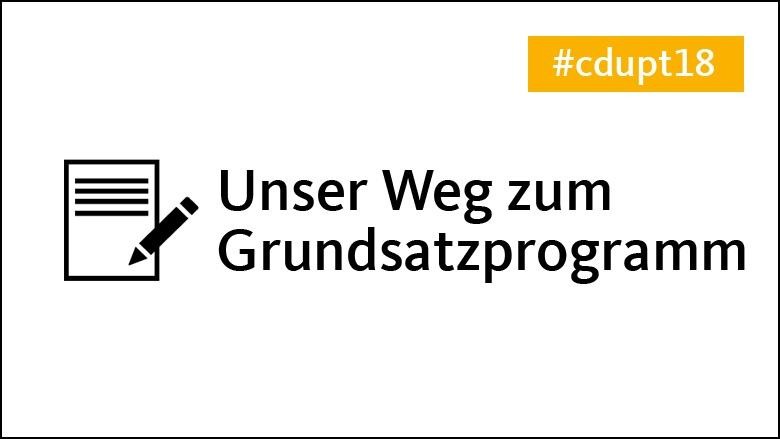 BPT 2018 Hamburg - Unser Weg zum Grundsatzprogramm