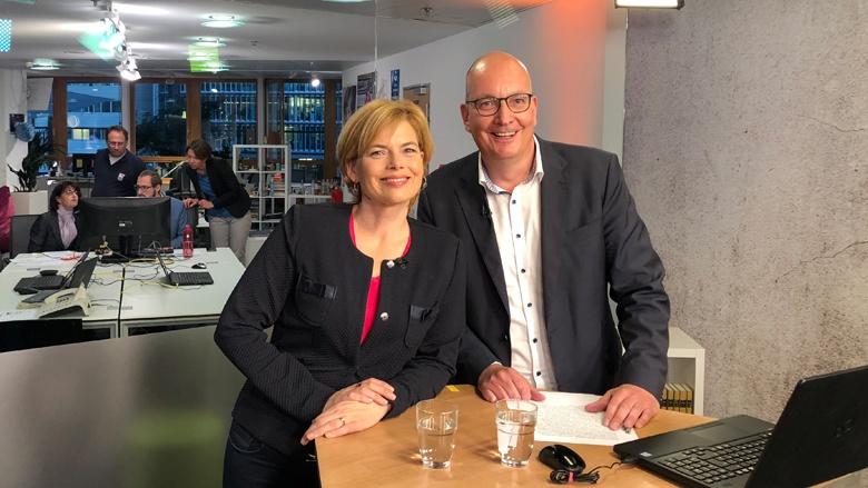 CDU Live mit Julia Klöckner
