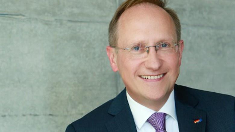 Klaus-Dieter Gröhler, Mitglied im Haushaltsausschuss und stellvertretendes Mitglied im Innenausschuss
