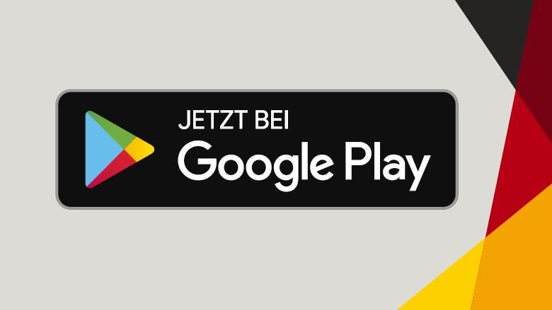 """Laden Sie unsere App """"Meine CDU"""" aus dem Google Play Store herunter!"""