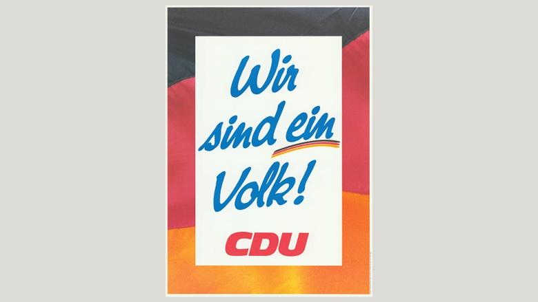 18. März 1990 – erste freie Wahlen in der DDR