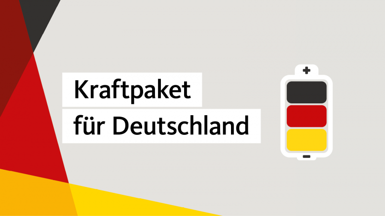 Ein echtes Kraftpaket für Deutschland