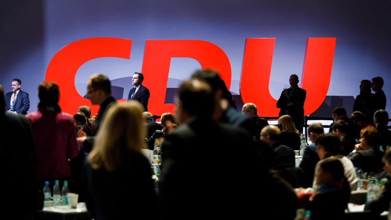 CDU will Soziale Marktwirtschaft modernisieren