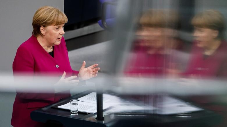 Angela Merkel: Wir wollen einen neuen Zusammenhalt schaffen