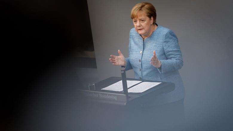 Angela Merkel: Generationengerechtigkeit pur
