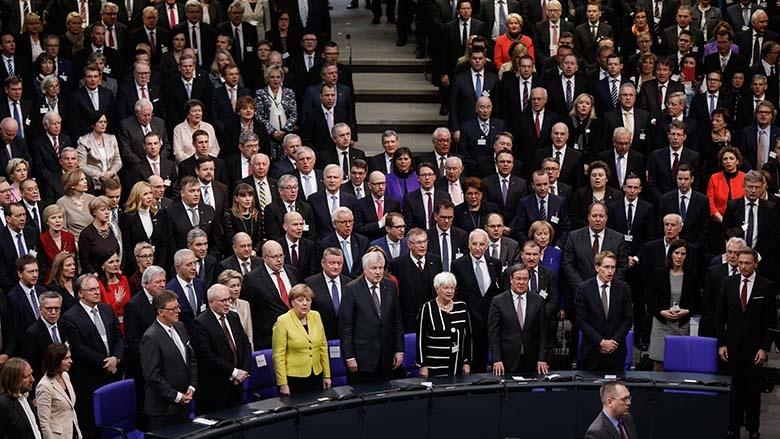 Die Bundesversammlung zur Wahl des Bundespräsidenten 2017