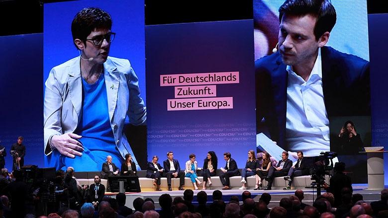 Auftakt in die heiße Wahlkampfphase zur Europawahl 2019