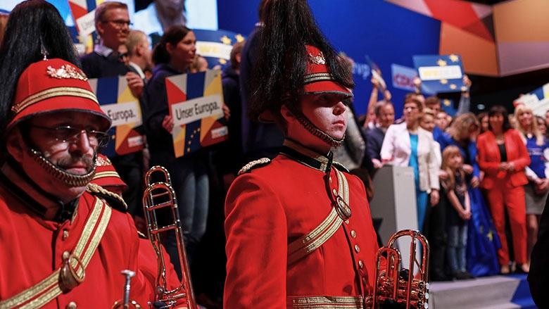 Auftakt in die heiße Phase des Europawahlkampfs