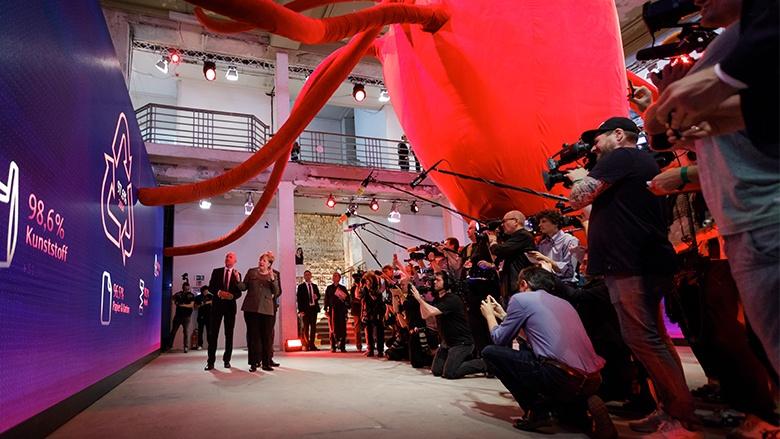 CDU eröffnet begehbares Programm